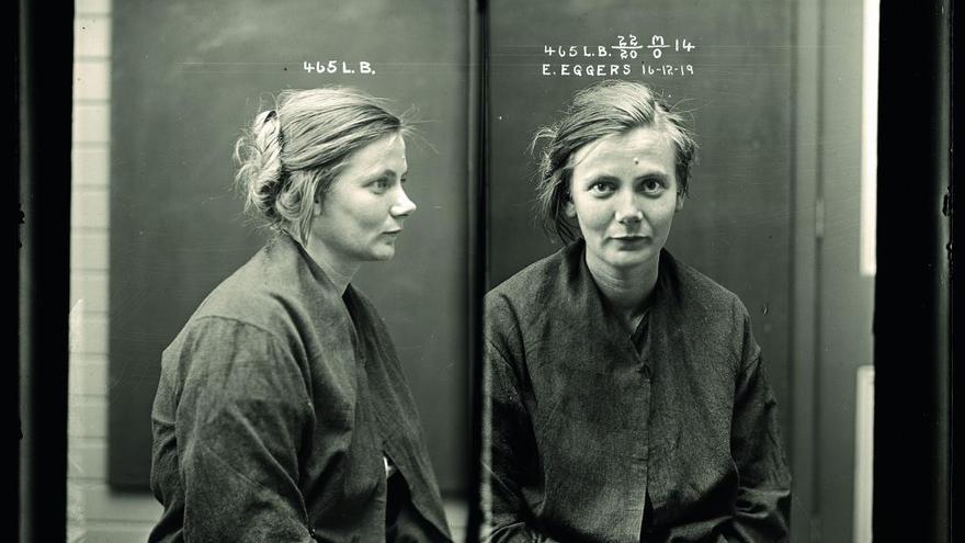 Esther Eggers, Reformatorio para mujeres de Long Bay, 1919