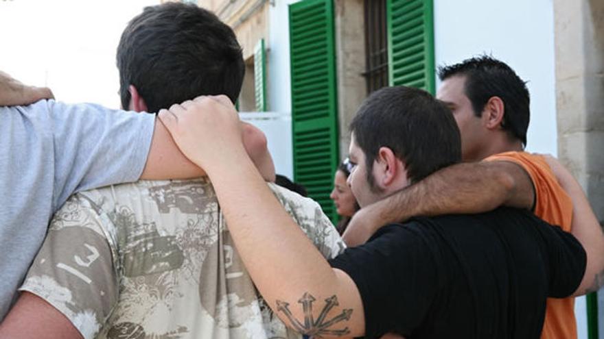 Un grupo de Proyecto Hombre durante una de sus terapias.| Foto: Proyecto Hombre