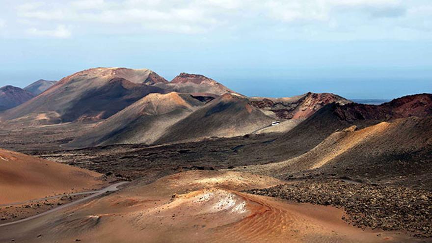 Volcanes de Lanzarote (DIARIO DE LANZAROTE)