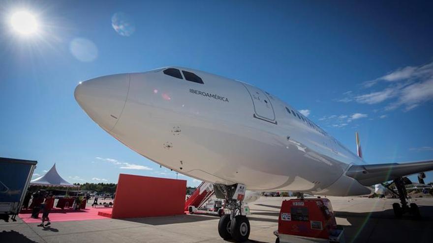 China necesitará 6.000 nuevos aviones hasta 2035, según Airbus