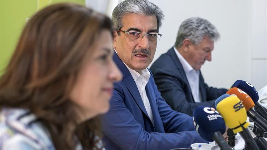 Nueva Canarias reitera su enmienda a la totalidad a los Presupuestos 2017