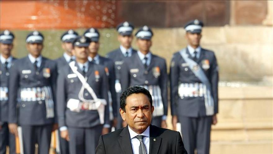 Maldivas levanta el estado de emergencia
