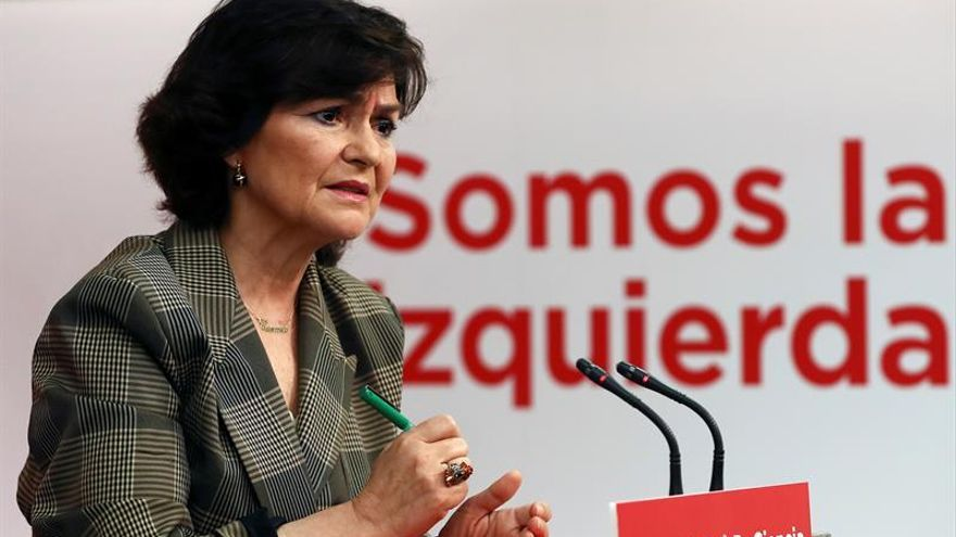 El PSOE propone una Ley que multa a las empresas que no cumplen con la igualdad salarial