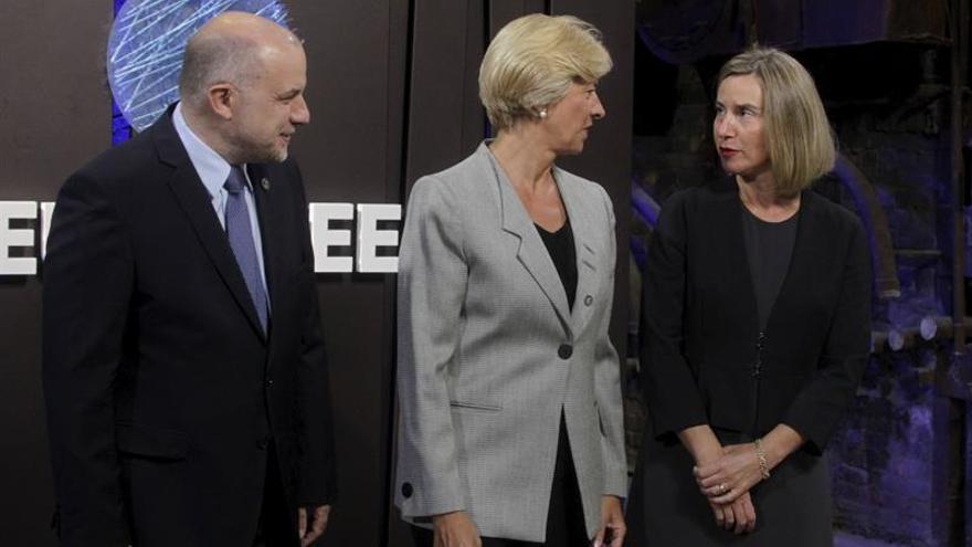 Mogherini dice que espera una cooperación estructurada en Defensa para fin de año