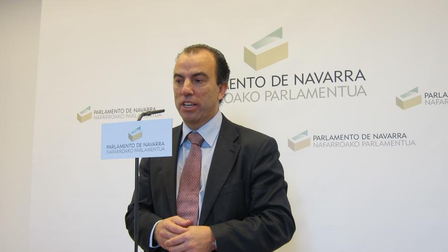 """Portavoz de UPN afirma que acudirá ante la juez """"con la idea de colaborar con la Justicia"""" en el caso CAN"""