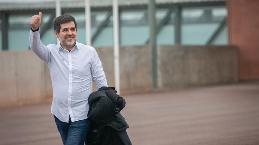 Jordi Sànchez pide un tercer grado temporal para poder confinarse en casa