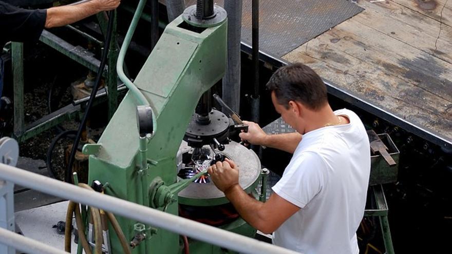 El salario medio ha crecido un 1,76 %.