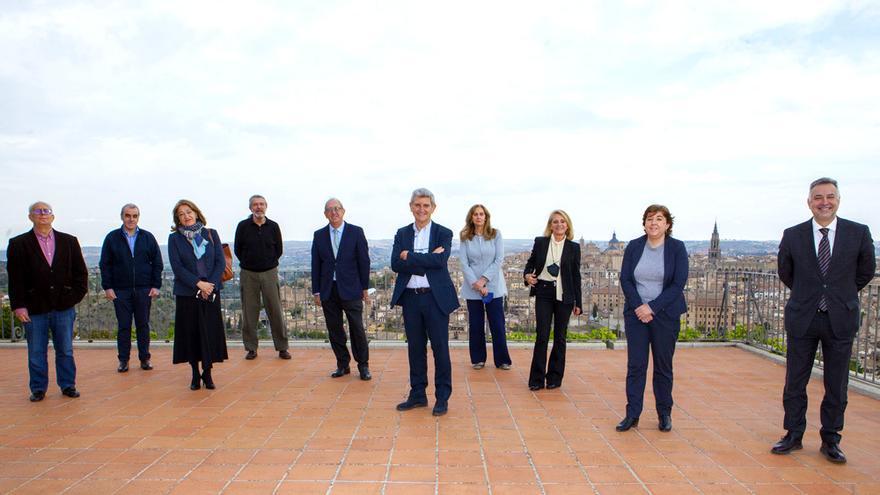 El Consejo de RTVE en Toledo