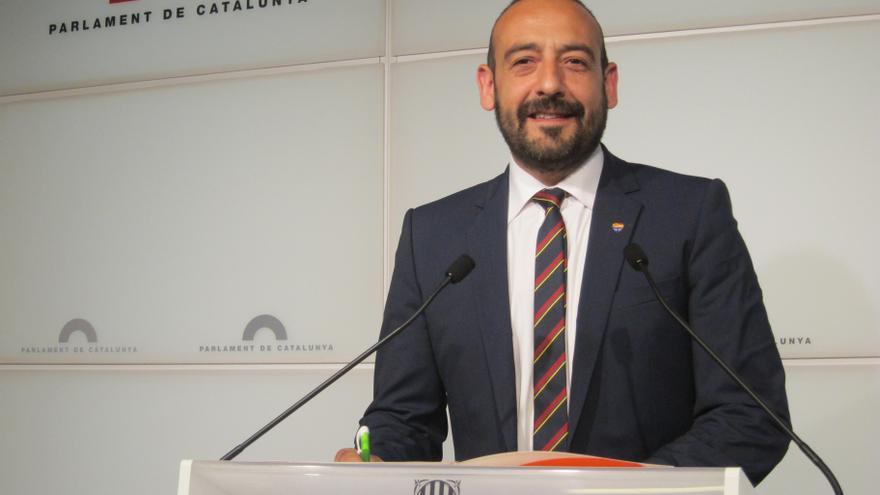 """C's cree que el objetivo del Consejo de Transición catalán es """"conspirar contra la democracia"""""""