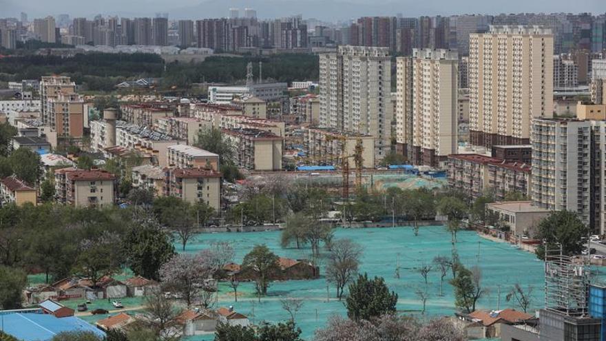 """Nuevo repunte de casos """"importados"""" en China."""