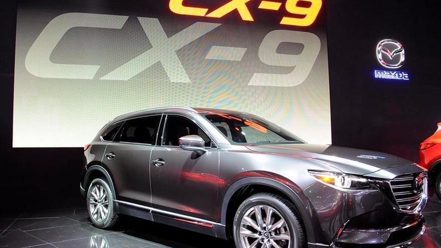 Mazda llama a revisión casi 850.000 vehículos de China por fallo en airbag