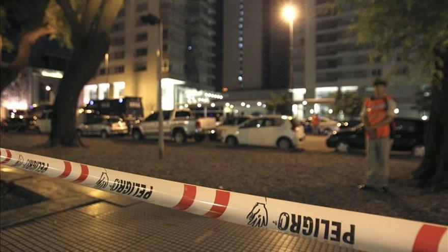 Encuentran un cuerpo calcinado a metros de donde vivía el fiscal Nisman