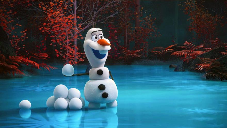 Disney lanza una serie de cortos protagonizada por Olaf más allá de 'Frozen'