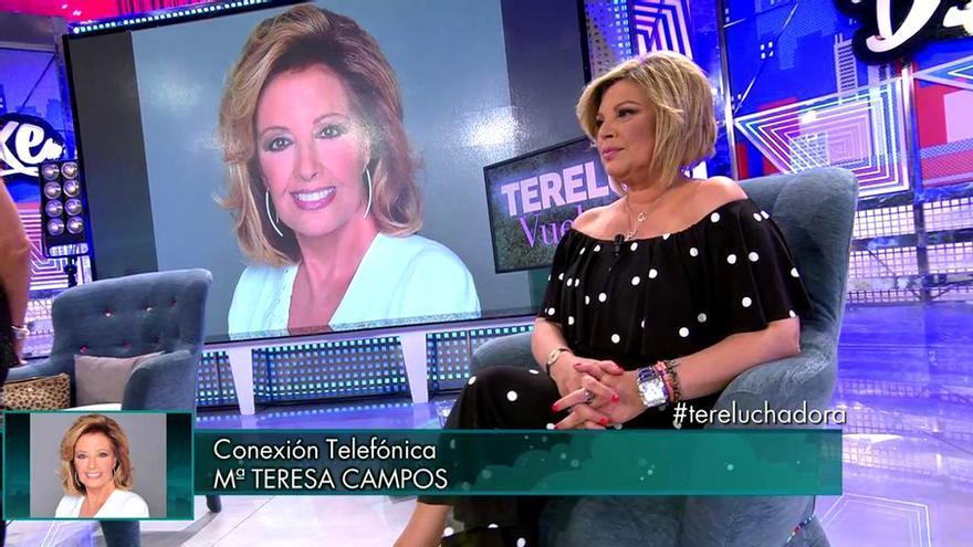 Terelu Campos en Sábado Deluxe