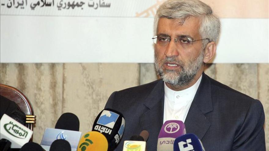 El negociador nuclear iraní inscribe su candidatura a las elecciones presidenciales