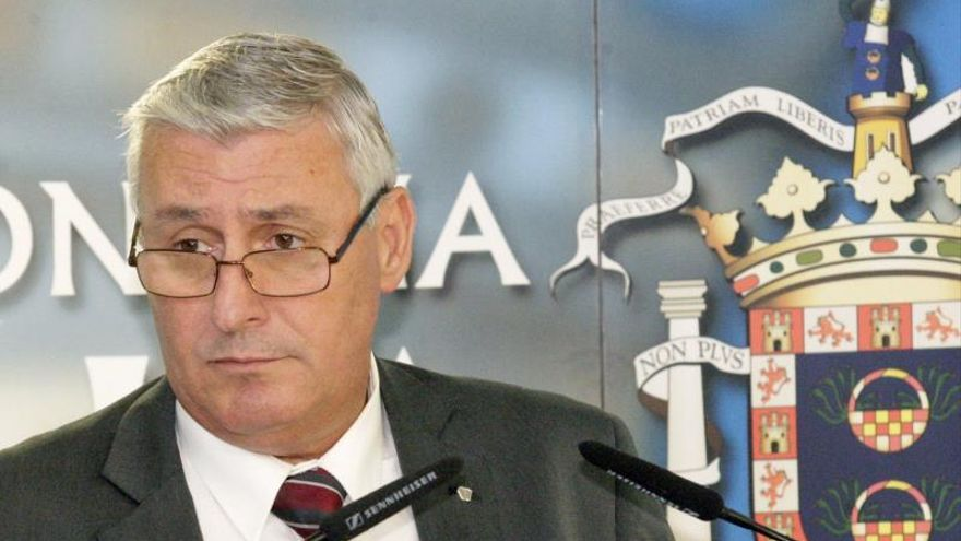Daniel Ventura, consejero de Asuntos Sociales de Melilla