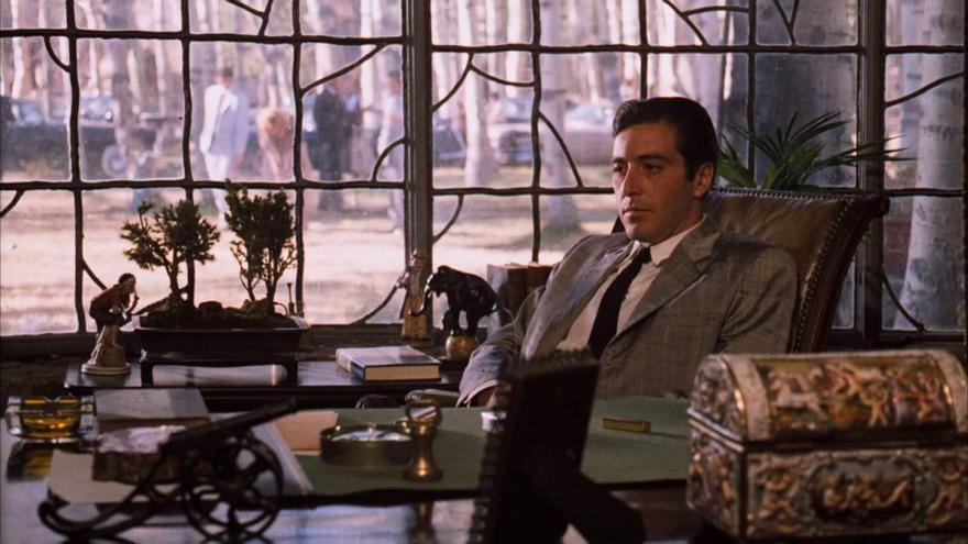 Michael Corleone.