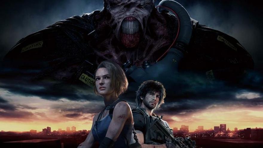 """Fotografía cedida por el estudio Capcom del videojuego """"Resident Evil 3""""."""