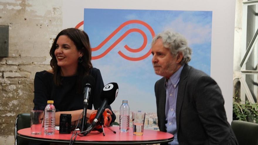 Sandra Gómez ha presentado a Emiliano García como número dos socialista para las municipales