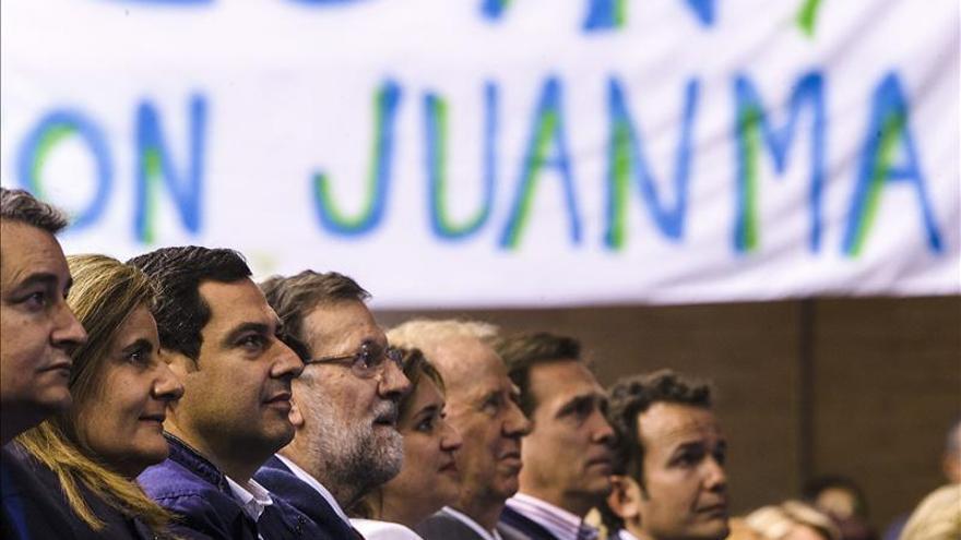 Rajoy dice que Juanma Moreno ganó del debate
