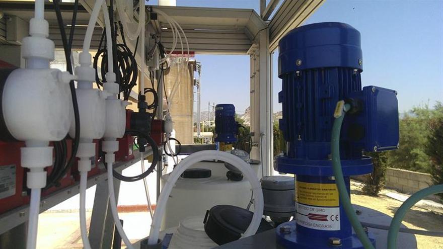 Arrancan las pruebas para depurar aguas con reducción de emisiones de C02