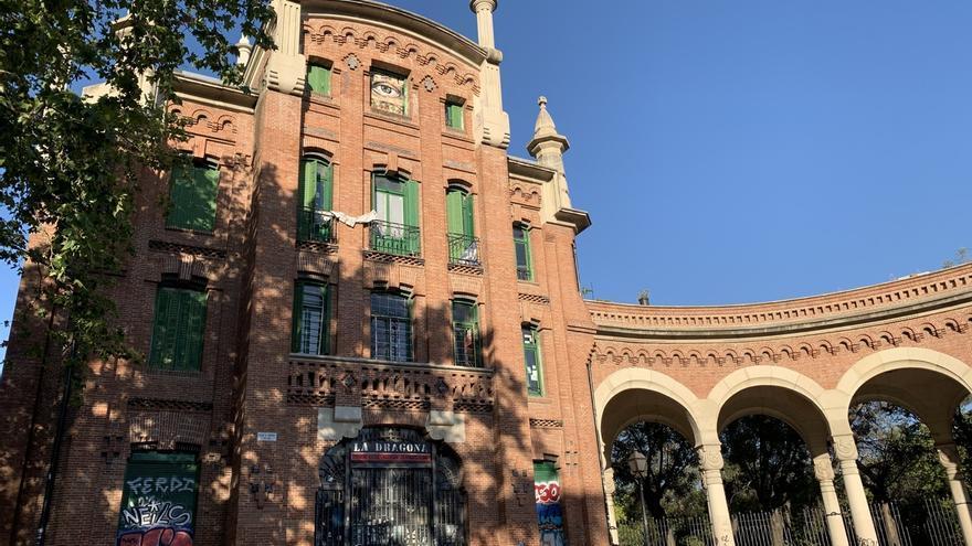 La Policía Municipal de Madrid desaloja sin incidentes La Dragona