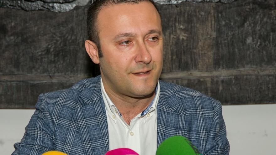 Luis Miguel Núñez FOTO: Antonio Seguido