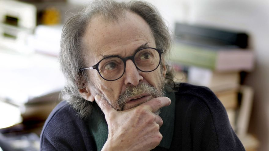 L'escriptor Josep Piera.