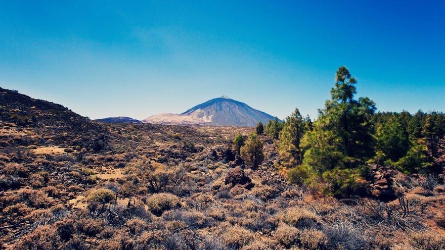 Mueren dos escaladores en el Parque Nacional del Teide