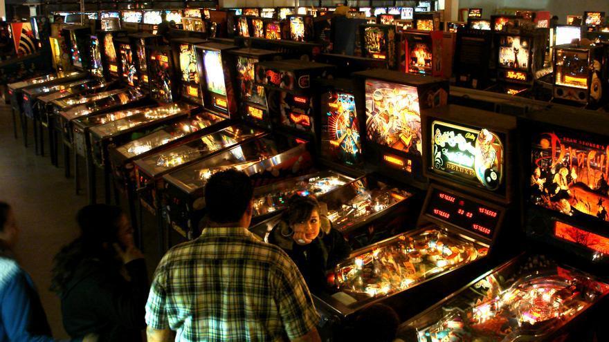 Después de abrir varios salones recreativos, Tim Arnold montó su museo en Las Vegas