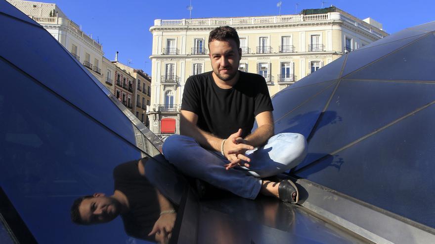 El periodista Juan Luis Sánchez, autor de 'Las 10 mareas del cambio' (Marta Jara)