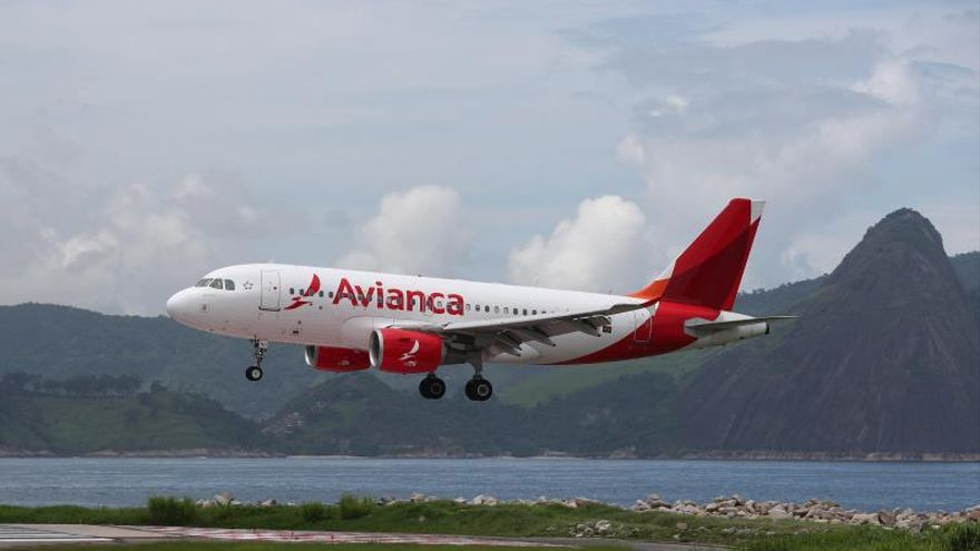 Avianca abre una ruta Bogotá-Asunción el 16 de diciembre próximo