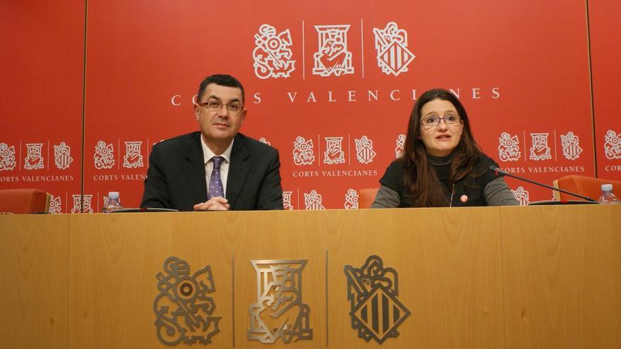 Compromís pide a los diputados del PP sus declaraciones de renta para aclarar los sobresueldos en Cortes Valencianas