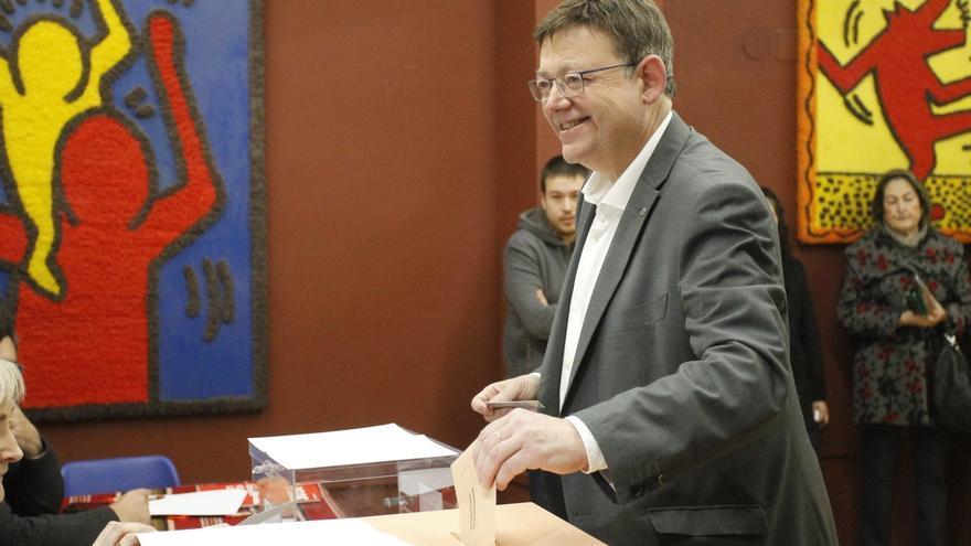 Puig dice que Sánchez tiene derecho a buscar la reelección en el PSOE pero cree que no es un asunto prioritario