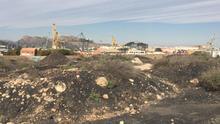 """Podemos exige """"una actuación urgente"""" sobre los terrenos afectados por metales pesados en Santa Lucía"""