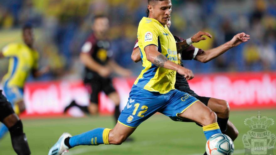 Las Palmas fue mejor que el Sporting este jueves en el Gran Canaria.