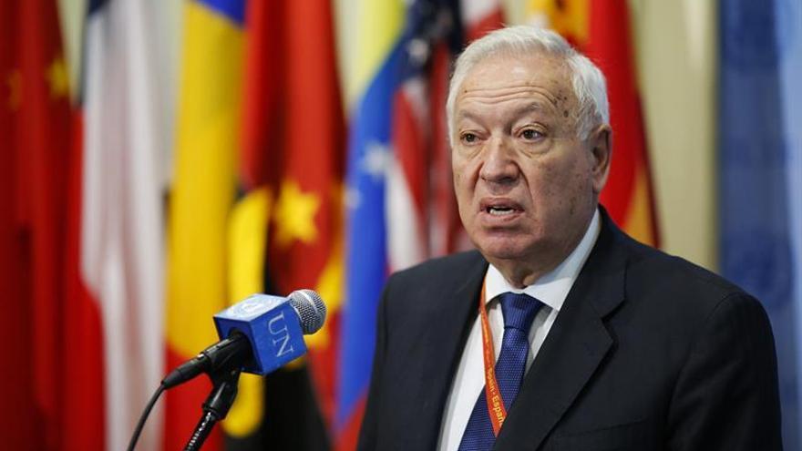 Ministro De Asuntos Exteriores Y Cooperacion De Espana Llega A Honduras
