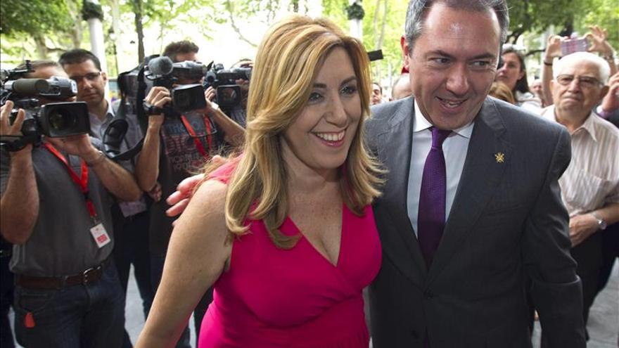 """Díaz dice que socialistas """"estarán a la altura"""" del """"cambio"""" en los ayuntamientos"""