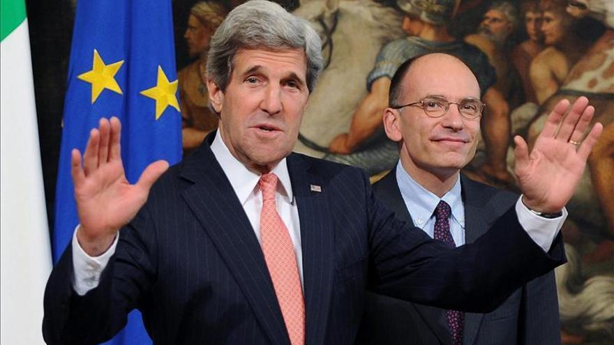 Kerry opina que al Asad no formará parte de un eventual Gobierno de transición