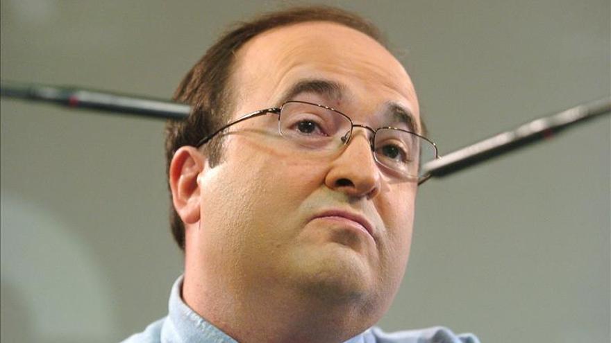 El PSC lanzará el 10N una propuesta de concreción de la reforma federal
