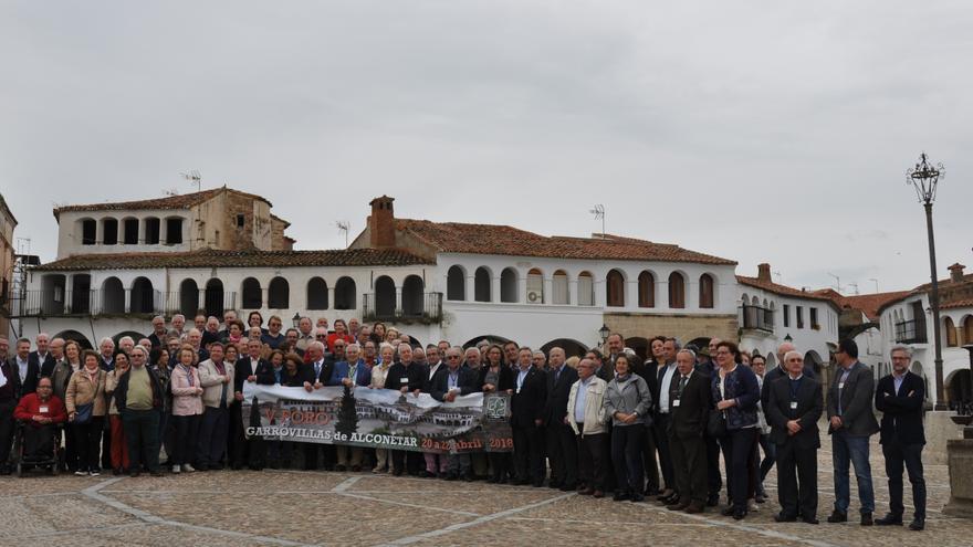 Club Sénior Extremadura Garrovillas V Foro