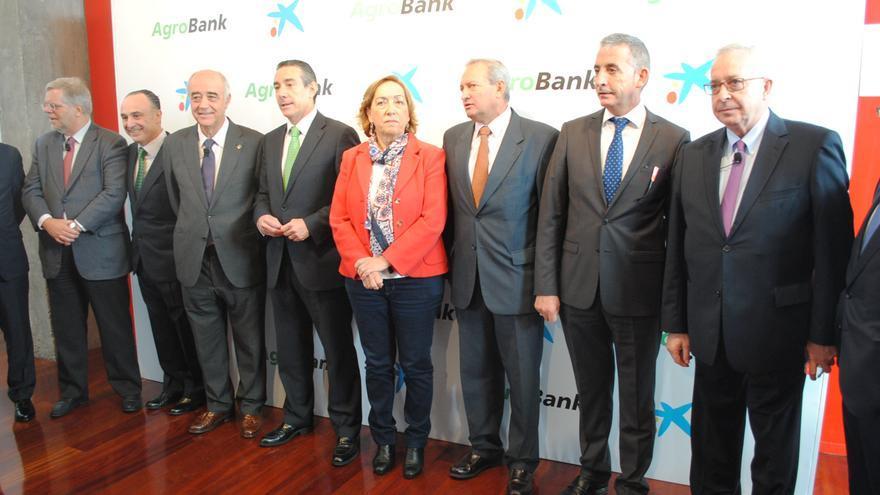 """Encuentro AgroBank La Caixa """"Horizonte 2020"""" en Valdepeñas"""