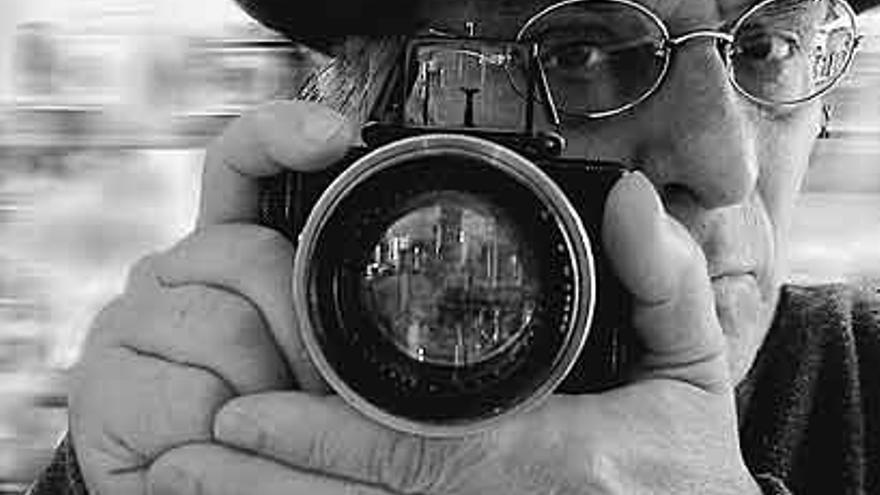 Carlos Saura, fotógrafo y cineasta