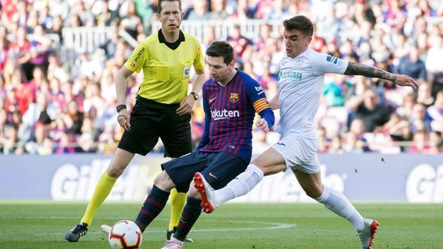 Messi, a favor de lo niños afectados de cáncer