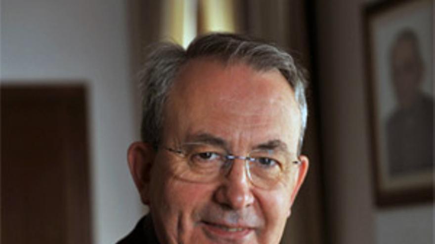 Antonio Algora, obispo de Ciudad Real. Foto: herenciainmaculada.blogspot.com.es