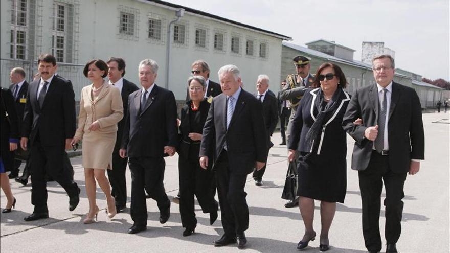 Inaugurado en Austria el nuevo museo del campo de concentración de Mauthausen