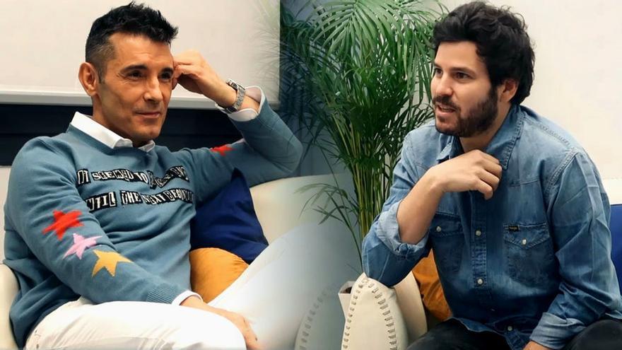 Jesús Vázquez estrena 'The Vázquez Experience' con Willy Bárcenas como primer invitado