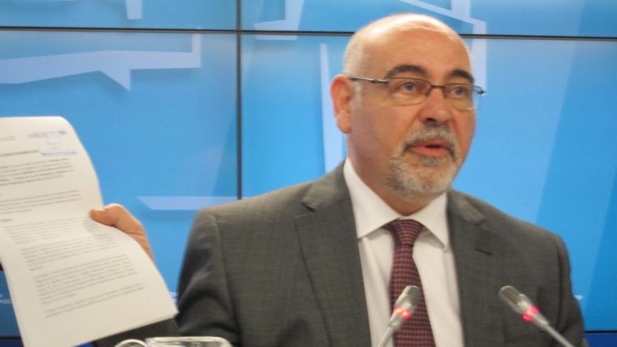 El PSE anuncia que respaldarán a Pedro Sánchez en el Comité Federal