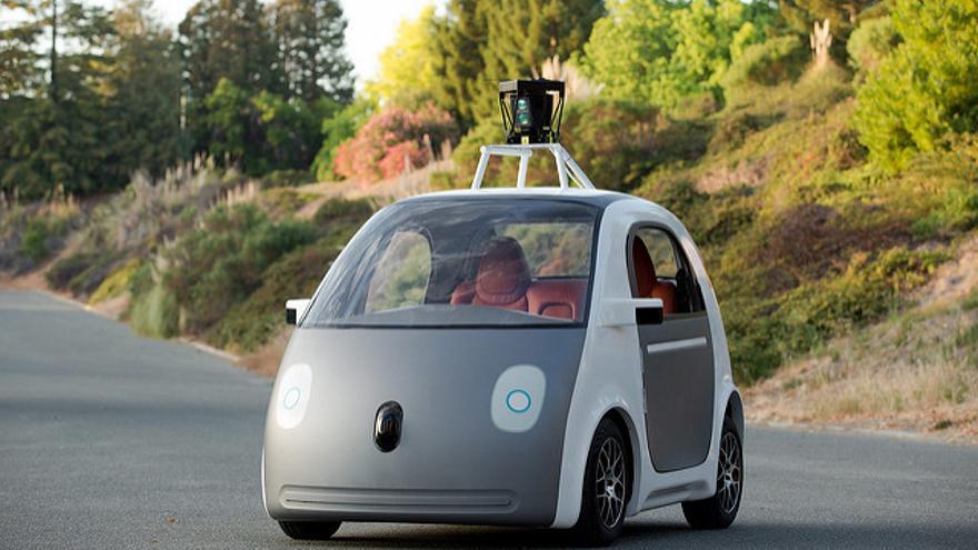 El coche sin conductor de Google motivó el nacimiento de Google X