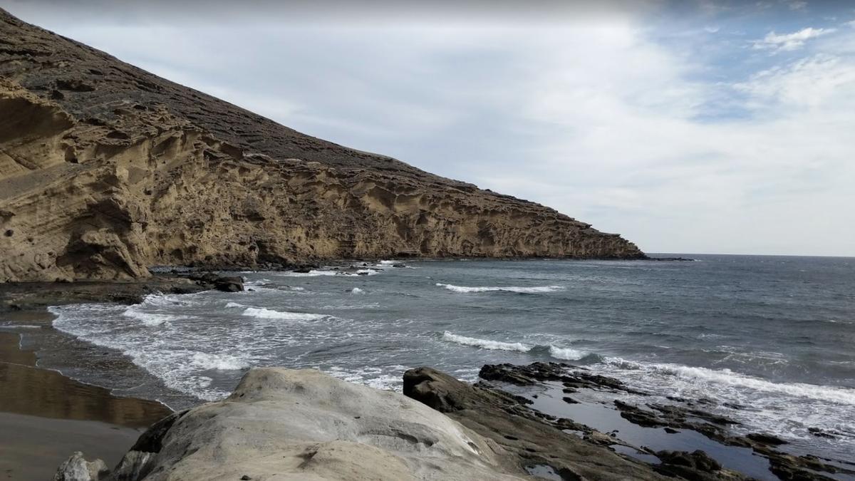Playa de Pelada, Tenerife